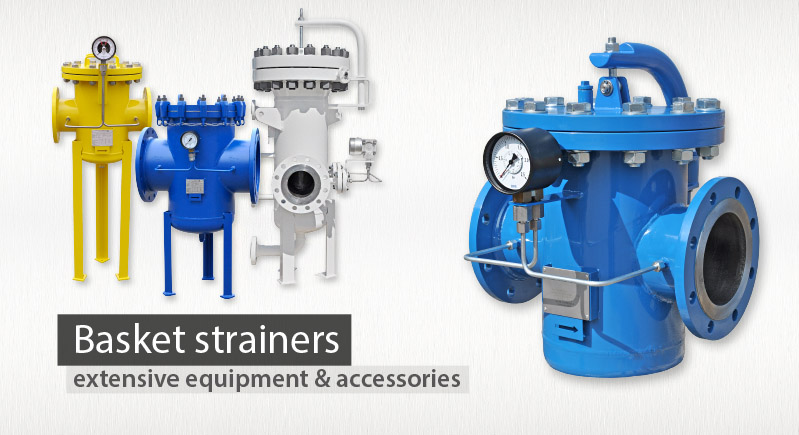 basket type strainers skf manufacturer supplier