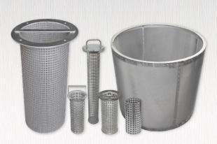 Siebeinsätze / Filtereinsätze