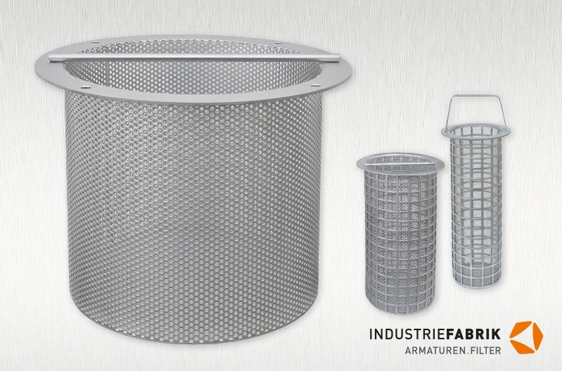 Filter Elements Replacement Screens Industrial Filters