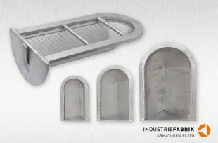 Replacement screens for T-type strainers