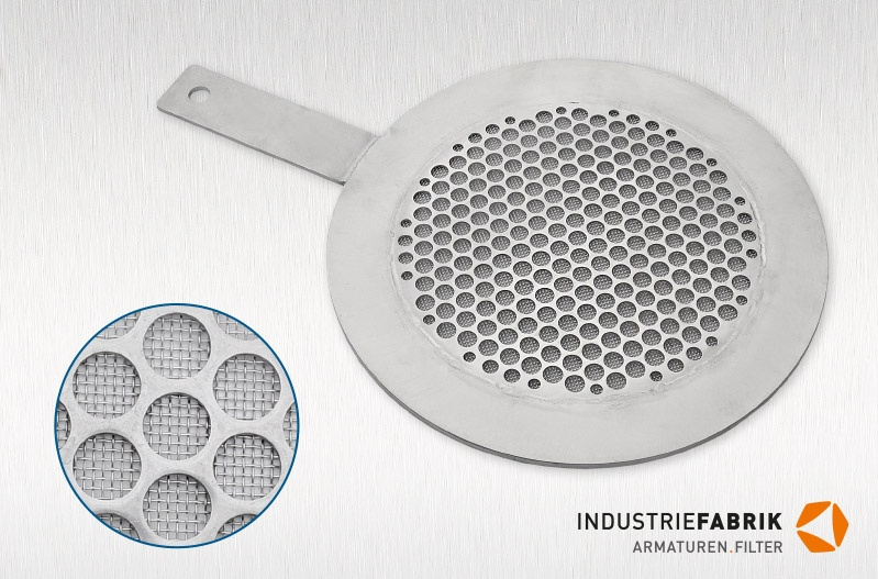 Plug In Sieves Type S Temporary Strainers Detachable
