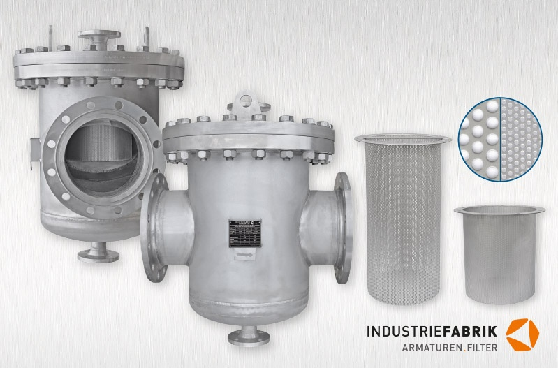 1 Stainless Steel Y Strainer