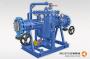 gestell- / rahmenmontierter Siebkorbfilter mit Vorfilter (Polizeifilter), Feinsieb zur Filtration von Diesel / Kerosin und Anbauarmaturen